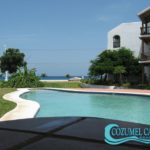 12.- Villas Mayalum - Swimming pool