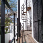 16.-Casa Sunset - Acces to the roof terrace