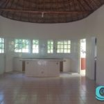 2.- Casa Palapa - Living- Dining room