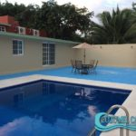 8.- Casa Campos - Swimming pool