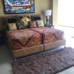 5.- Penthouse piso 11 - Master bedroom